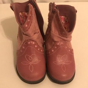 Toddler - Cowgirl Boots